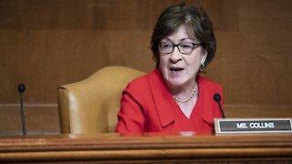 Sen. Collins Defends Fellow Republicans Romney, Cheney
