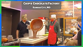 Chips Chocolate Factory   Crown Center   Kansas City Missouri
