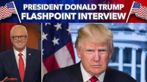 FlashPoint: President Donald Trump Interview