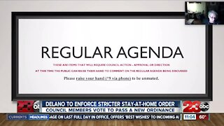 Delano faces stricter stay-at-home order restrictions