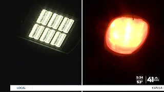 Overland Park installing LED street lights
