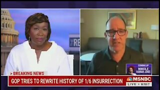 Matthew Dowd: January 6 Was Worse Than 9/11