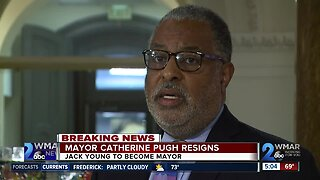 Baltimore Mayor Catherine Pugh resigns