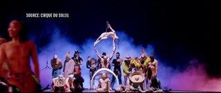Cirque Du Soleil bankruptcy protection filing