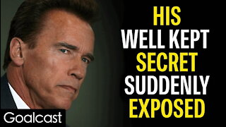 Arnold Schwarzenegger's Secret Child Broke His Family   Life Stories By Goalcast