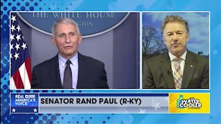 "Senator Rand Paul (R-K.Y.): Dr Fauci is, ""lying to us"""
