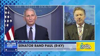 """Senator Rand Paul (R-K.Y.): Dr Fauci is, """"lying to us"""""""