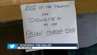 Local pay tribute to fallen DPW worker, MPD officers at fundraisers