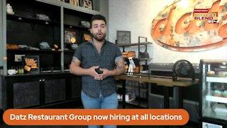 Datz Restaurant Group is Hiring   Morning Blend