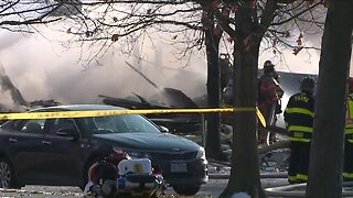 911 call for Parma Heights house explosion from neighbor