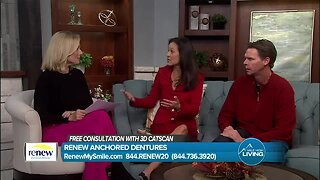 Renew Anchored Dentures - Free Consultation