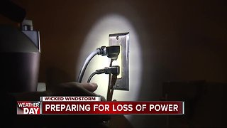 Thousands without power in metro Detroit