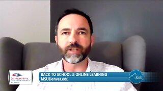 MSU Denver // Online Learning
