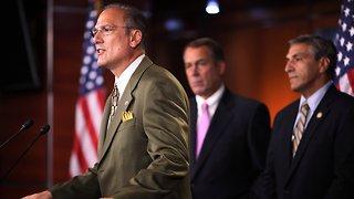 Rep. Tom Marino Resigns From Congress
