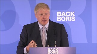 Boris Johnson on Prime Minister Path