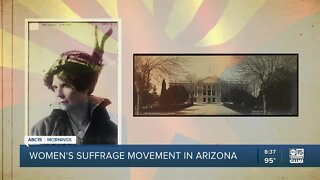 How Arizona played a role in women's suffrage movement