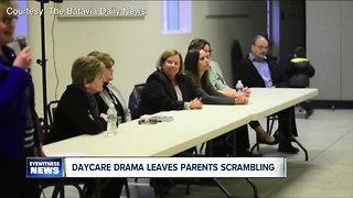 Daycare drama leaves parents scrambling
