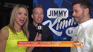 Jimmy Kimmel Live In Las Vegas