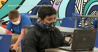 Mask policies to remain in place at Palm Beach County schools