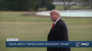 Pelosi wants Trump impeached