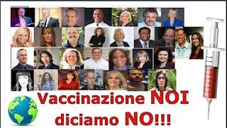 Vaccinazione NOI diciamo NO!!!