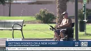 More people enjoying fishing amid pandemic