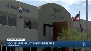 Filing for COVID unemployment