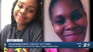 Friends mourn mother and daughter killed in fatal crash