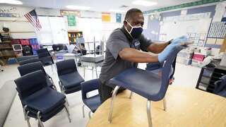CDC Supports Getting Students Back Into The Classroom