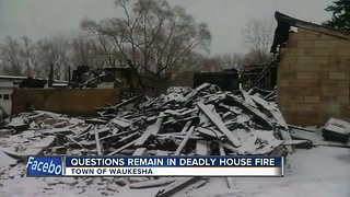 Questions remain in deadly Waukesha house fire