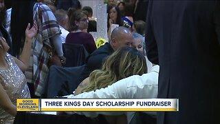 Hispanic Police Officer's Association hosts Three Kings Fundraiser