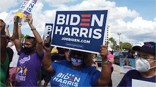 Kamala Harris Suspends Campaign