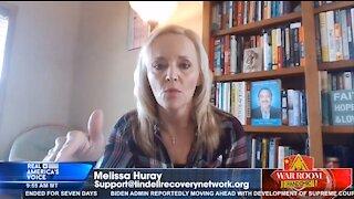Melissa Huray explains recovery network