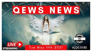 Qews News Tuedsay May 11th 2021 VLOG 0185