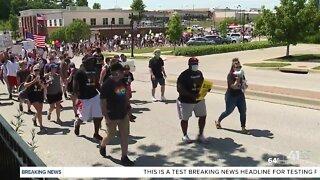 Black Lives Matter rally, protest set for Overland Park