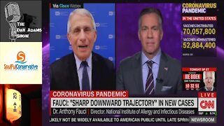 Fauci Contradicts Himself on CNN to Defend VP's 'Starting From Scratch' Lie