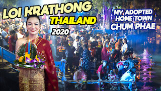 The Most Beautiful Thailand Holiday, Loy Krathong 2020