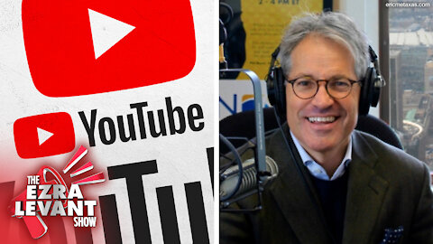 'YouTube considers me a huge threat, and they should'   Eric Metaxas on The Ezra Levant Show