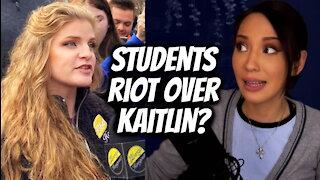 Kaitlin Bennett Causes RIOT At University of Ohio?   Ep 141