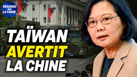 Taïwan face à la Chine : nous ne serons pas forcés de nous plier ; Un accident de bus fait 13 morts