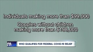 Income guidelines for federal coronavirus bailout package