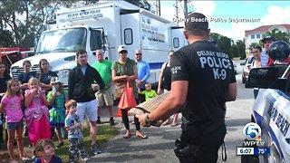 Public safety open house held in Delray Beach