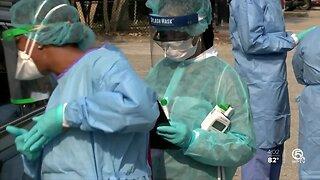 Free coronavirus testing offered in Riviera Beach