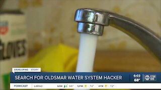 Hacker attempted to change chemical levels at Oldsmar water treatment plant