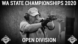 USPSA Washington State Championships 2020