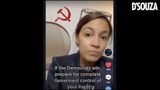 """AOC Threatens Americans: """"You're Not Going Back to Brunch"""""""