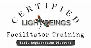 Welcome intro to Light Beings Facilitator Training