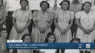Arizonans speak about history for African Americans in Arizona