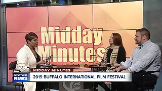 Midday Minutes: Taking on the 2019 Buffalo International Film Festival