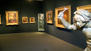 Inside Milwaukee's Grohmann Museum